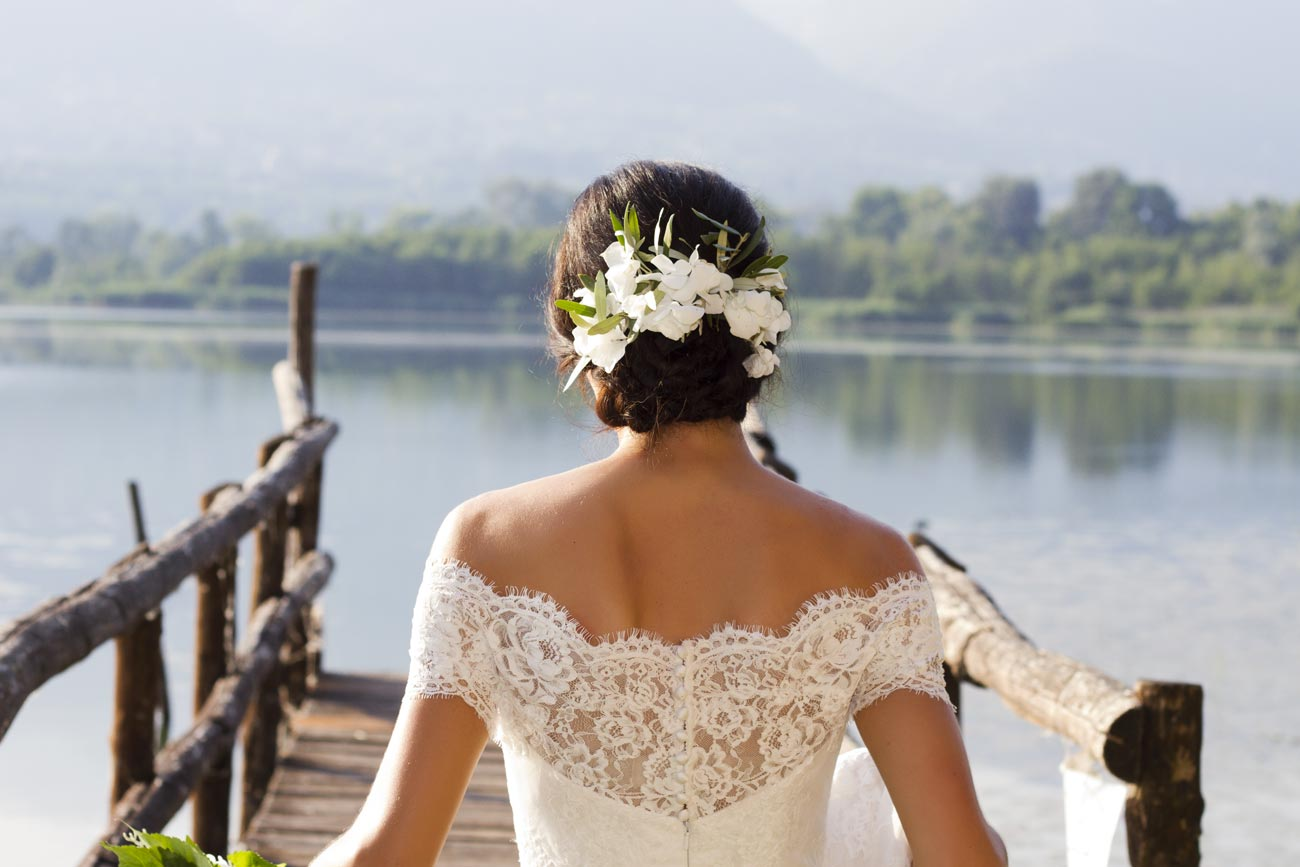 Acconciature sposa Como