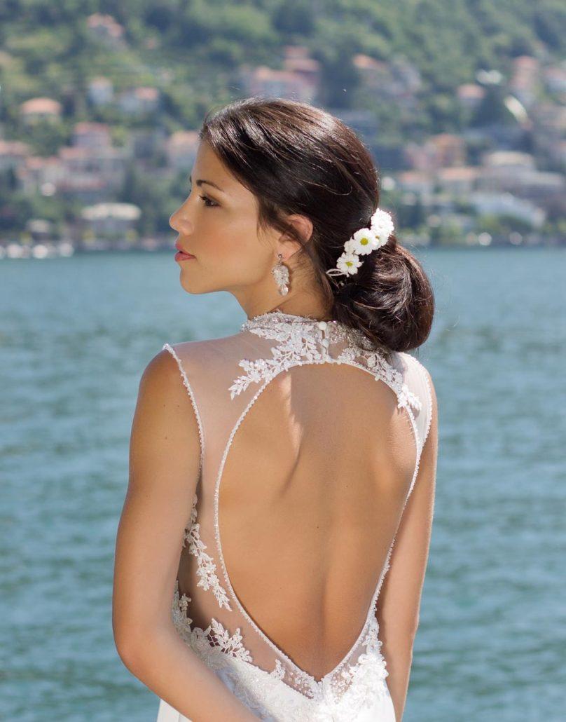 Acconciature sposa Lago Como