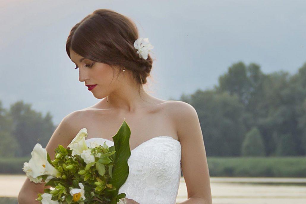 Parrucchiera sposa Como