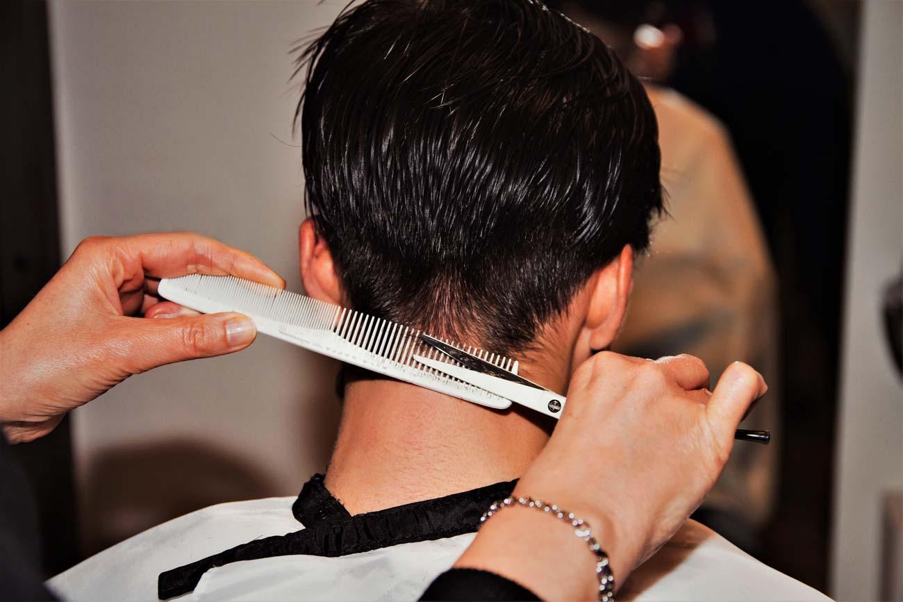 hairstylist Como Elisa Toaiari